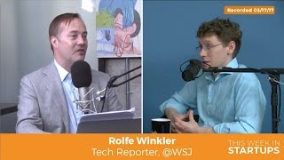 Watch full episode: https://youtu.be/iiuczwxjuhc news roundtable! rolfe winkler of the wall street journal and tess townsend recode are in studio to t...