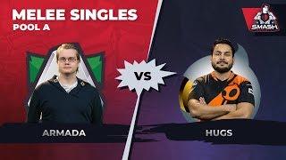 Video Armada vs HugS - Melee Singles: Pool B - Smash Summit 6 download MP3, 3GP, MP4, WEBM, AVI, FLV September 2018