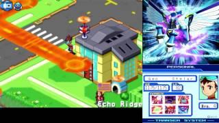 Mega Man Star Force:  Post-Game - Part 2: SP Boss Hunting