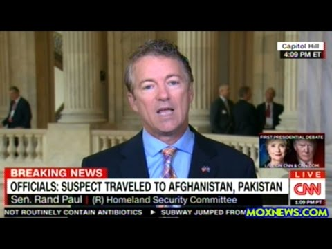 "Rand Paul ""Almost Every Major Attack In Our Country Has Been Previously Investigated By FBI!"""