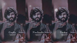 Kaayathai nesikkiren ❣️Painful song❣️love failure song Tamil Whatsapp Status❣️Failure_b.e.a.t.s.2.0