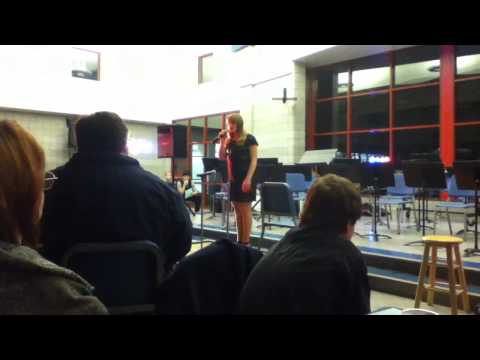 """""""Broken"""" Sung at Midlakes Middle School"""