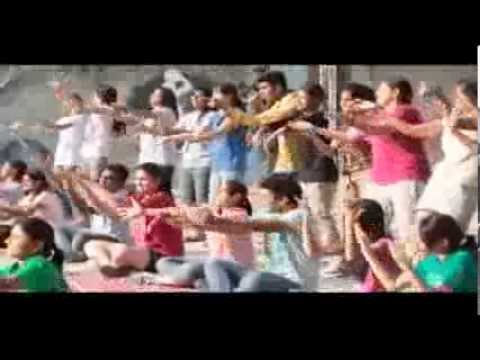 AAYOJAN SCHOOL OF ARCHITECTURE-FLASH MOB EMOTIONS'13