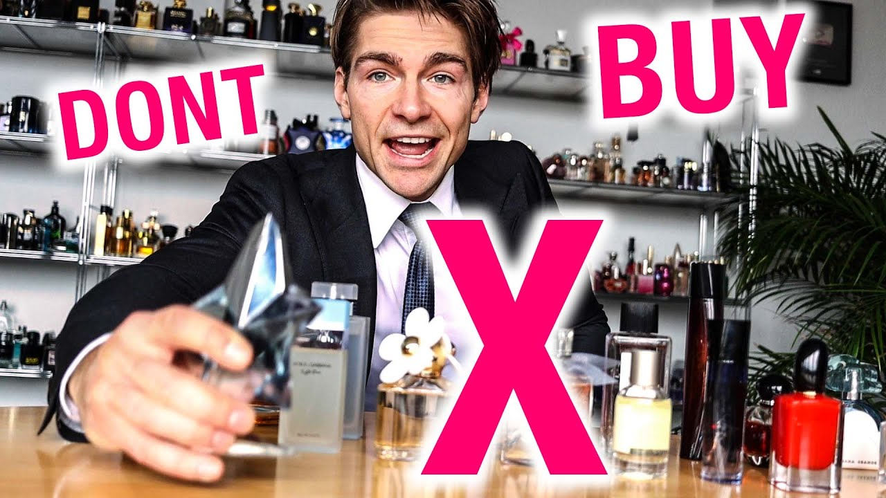 DONT Buy These Perfumes Dear Ladies
