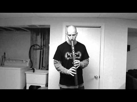 Native American Flute Improvisation In D Minor