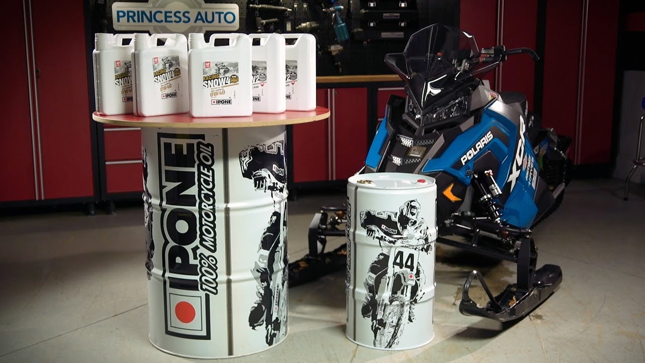 IPONE Motor Oil Products - YouTube