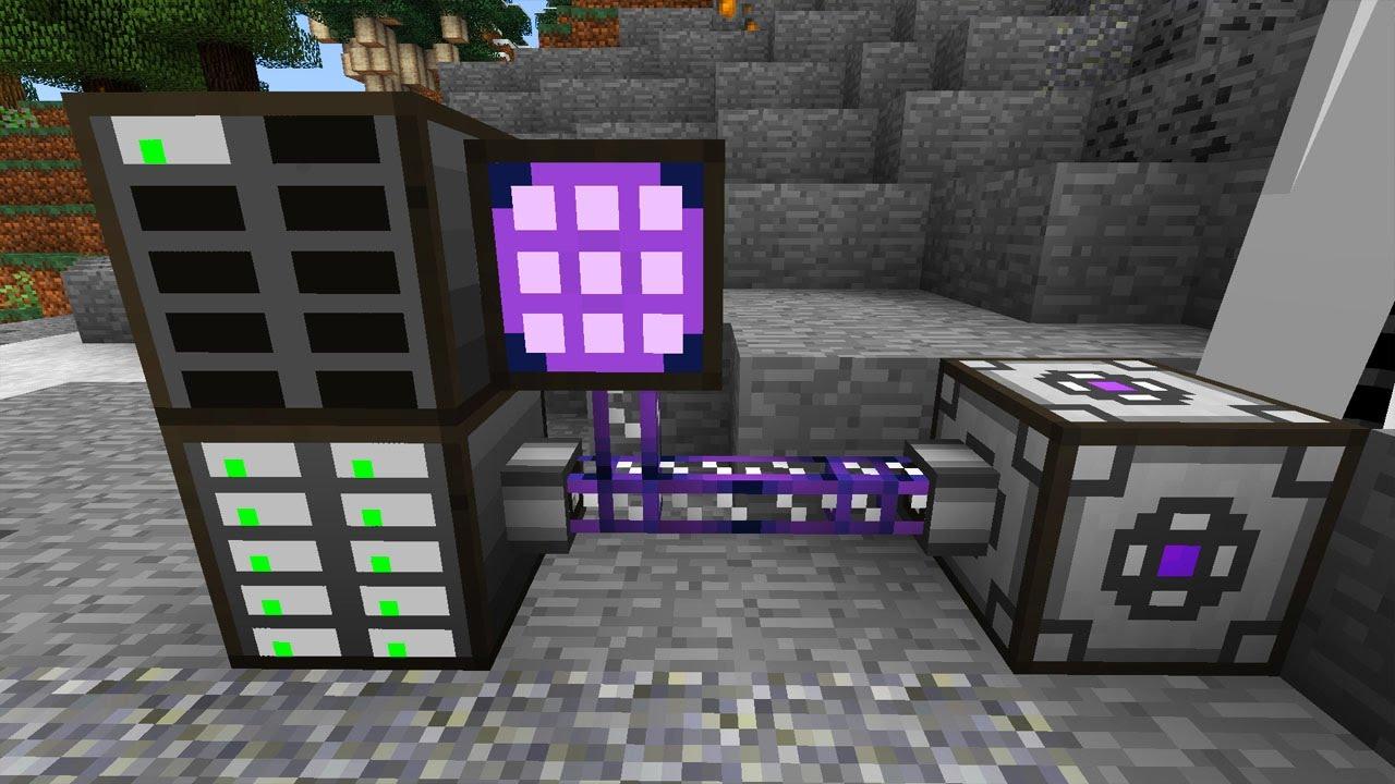 Minecraft Me System Bauen