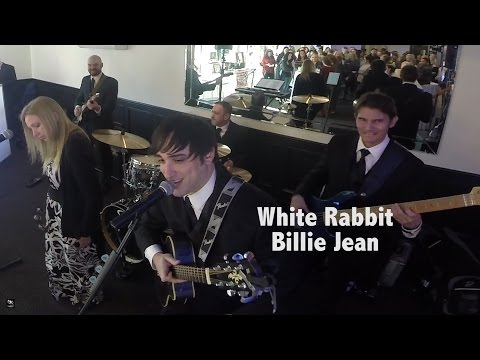 Billie Jean covered by White Rabbit NJ Wedding Band & NJ Cover Band for hire