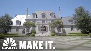 $28 Million Dallas Mansion Has A Haunted Water Park | CNBC Make It.