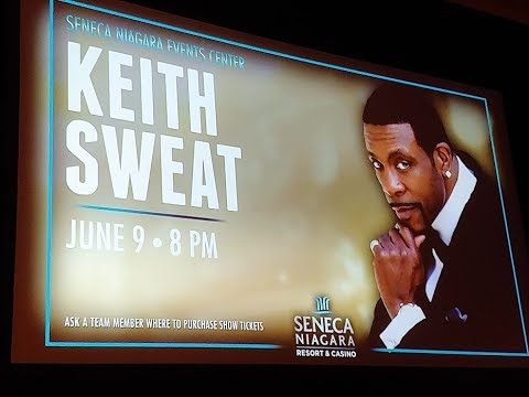 [FAN CAM] KEITH SWEAT Live in Concert on June 9th, 2018.