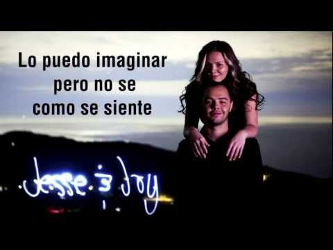 Jesse y Joy – Me Quiero Enamorar Letra/Lyrics