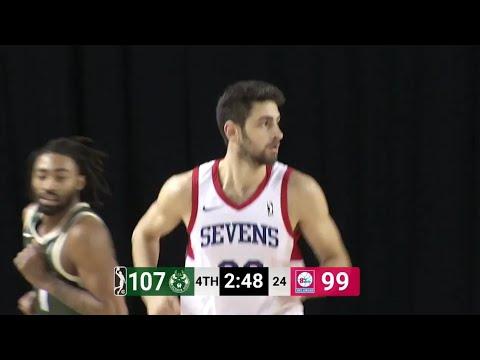 Furkan Korkmaz'ın 27 sayı, 8 ribaund, 4 asistlik Wisconsin Herd maçı performansı | NBA G League