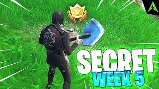 Sahi Secret * WEEK 5 * Season 9 in Fortnite..