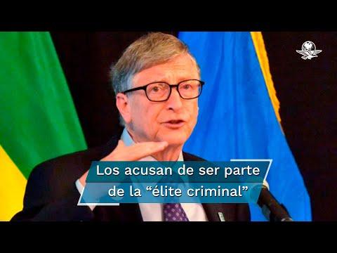 Tribunal de Perú acusa a Bill Gates, Soros y Rockefeller de crear el Covid-19