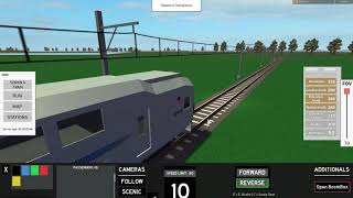 [ROBLOX HD] New NJT Horn for TR