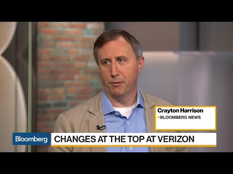 Verizon Names Vestberg as New CEO Succeeding McAdam