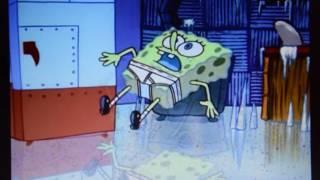 Spongebob Schwammkopf hat den Blubber