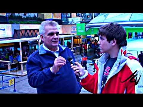 Max Jones Interviews JCVdude At 2010 Olympics!