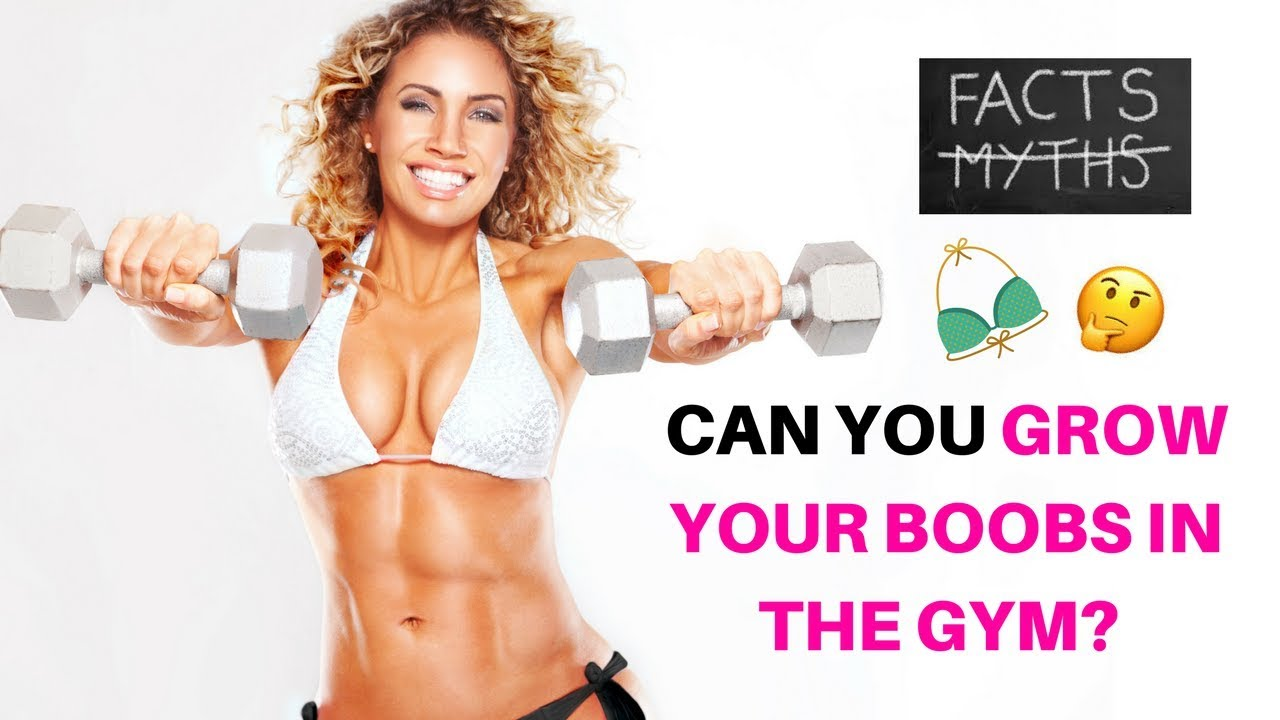 Grow Your Boobs In The Gym What You Need To Know - Youtube-4082