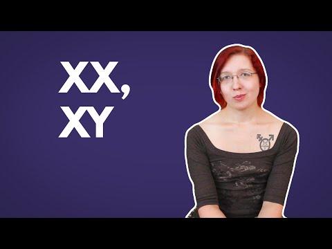 Gender Analysis 14. Chromosomes: cis expectations vs. trans reality