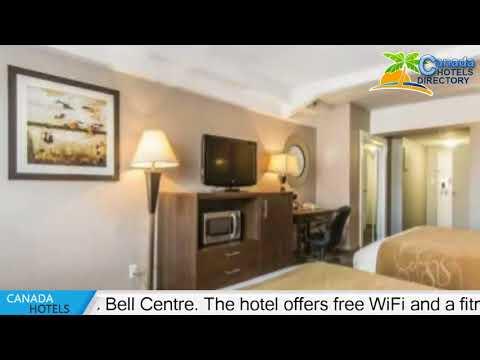 Comfort Suites Downtown - Montréal Hotels, Canada