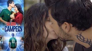 ¡Fabi y Quique ya son novios! | La jefa del campeón - Televisa