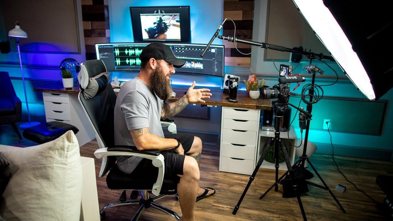Make Your Studio Epic Youtube Studio Tips And Ideas Youtube