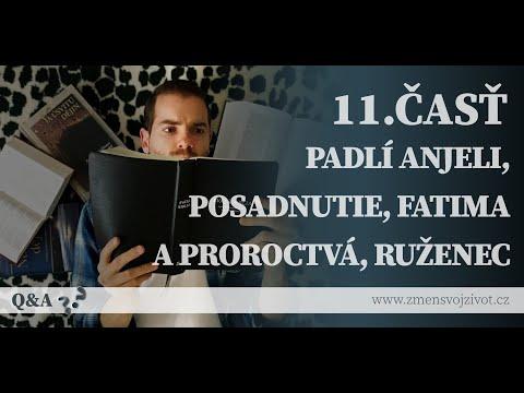 Otázky a odpovede (Questions and Answers) - 11.časť