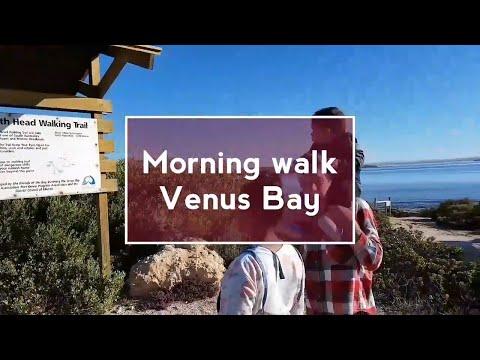 Morning walk venus bay, Australia.