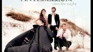 Wanted You More- Lady Antebellum