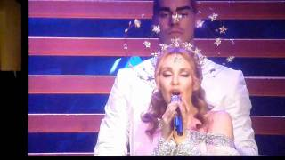 11-Kylie Minogue Everything Is Beautiful Live Aphrodite World Tour Monterrey Mexico