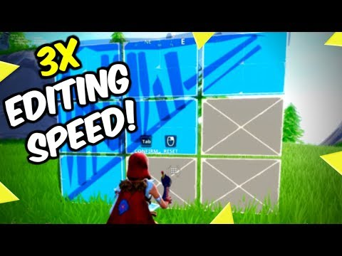 New Fast Editing Guide! Fortnite Battle Royale