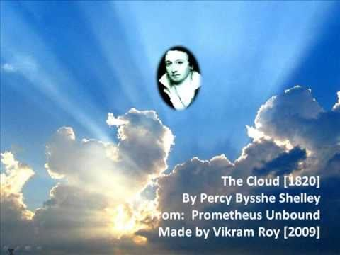 The Cloud - Percy Bysshe Shelley (Poem)
