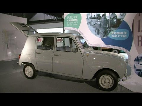 la renault 4l f te ses 50 ans mulhouse youtube. Black Bedroom Furniture Sets. Home Design Ideas