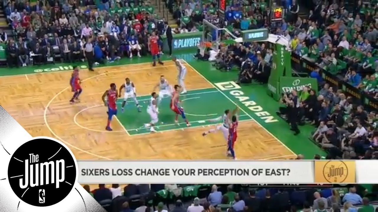 The Jump reacts to 76ers' Game 1 loss to Celtics   The Jump   ESPN