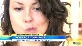 Face Yoga, Wrinkle Rehab: The Ultimate Natural Facelift Health Treatment
