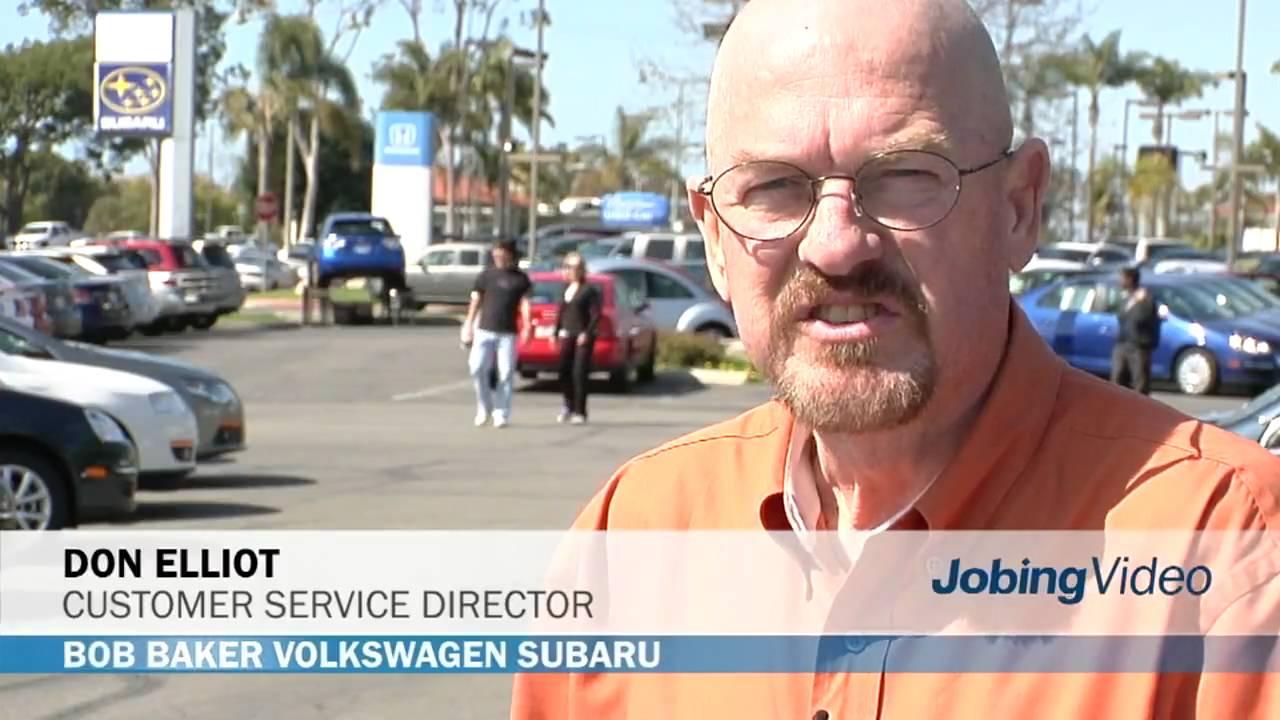 Bob Baker Volkswagen Subaru Automotive Industry Jobs In San Diego