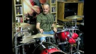 Burnin For You - Blue Oyster Cult - Drum Cover By Domenic Nardone