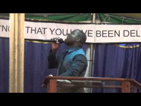 Pastor Oniel James REMAIN COMMITTED @ NETA Old Harbour Pt1