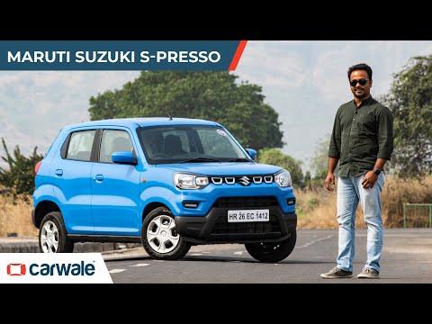 Maruti Suzuki S-Presso | Looks Are Often Deceptive | CarWale