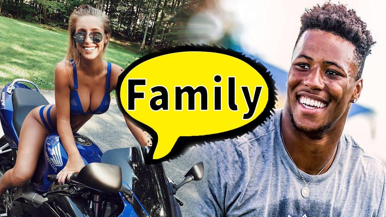 Saquon Barkley's Girlfriend Anna Congdon Shares Cute Photo of ...
