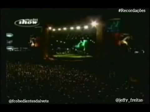 Ivete Sangalo e Luiz Caldas - Fricote - Festival De Verão 2002
