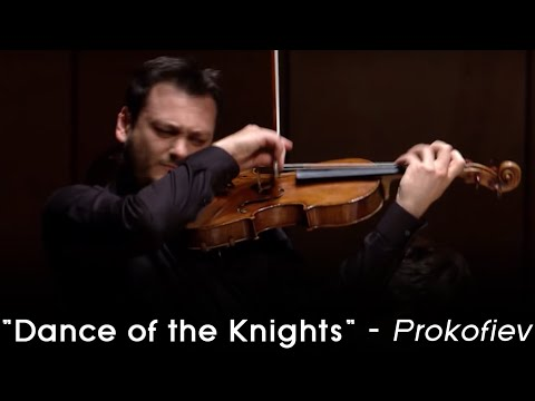 """Dance of the Knights"" - Prokofiev Suite from Romeo and Juliet, op. 64"