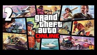 GTA V Online (#2) ROCK & ROJO & Serdeczny fuckers (Roj-Playing Games!) PS4 GAMEPLAY