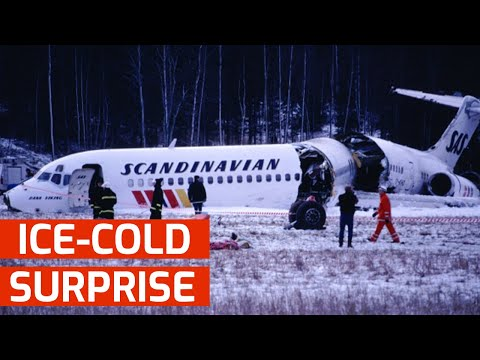 Ice-cold Surprise   Scandinavian Flight 751