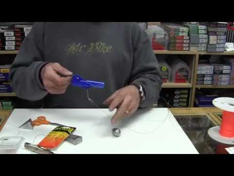 How To Tie Bar Fishing, Bottom Bouncing And Back Troll Rigs