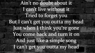 Outta My Head Daughtry- Lyrics