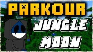 """MINECRAFT: PARKOUR JUNGLE MOONLIGHT! - """"EXPRESS"""""""