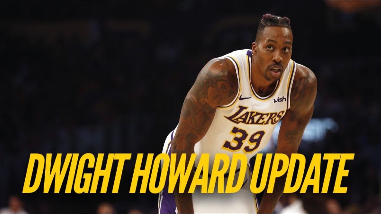 Update On Dwight Howard's Status With Lakers - Lakers Nation thumbnail
