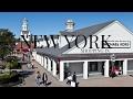 SHOPPING IN NEW YORK WOODBURY COMMON PREMIUM OUTLET STORES   desertedinuae    travel vlog new york